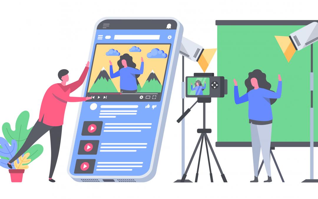 Video based learning platform